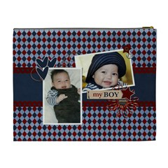 Xl   Cosmetic Bag   My Boy By Jennyl   Cosmetic Bag (xl)   Ahnm1n9p1sb6   Www Artscow Com Back