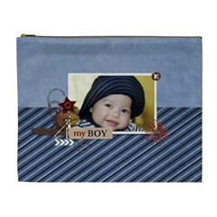 Xl   Cosmetic Bag   My Boy 2 By Jennyl   Cosmetic Bag (xl)   4j22z112xgn8   Www Artscow Com Front