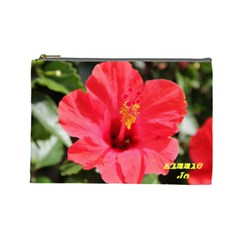Photo Accessory Bag L By Charles Stokes   Cosmetic Bag (large)   Qe4nyx2h4x3x   Www Artscow Com Front