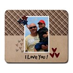 Mousepad- My Boy 5 - Large Mousepad