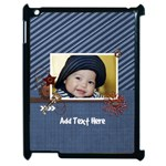Apple iPad 2 Case - My Boy1 - Apple iPad 2 Case (Black)