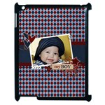 Apple iPad 2 Case - My Boy2 - Apple iPad 2 Case (Black)