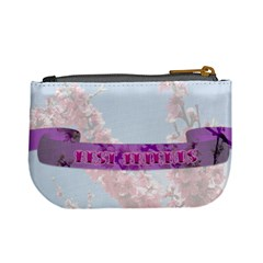 Blossom Change Purse By Patricia W   Mini Coin Purse   Tej8j4fipxgq   Www Artscow Com Back