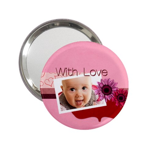 With Love By Joely   2 25  Handbag Mirror   Okaors88u0j9   Www Artscow Com Front
