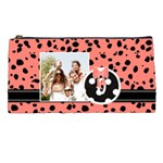 Animal Print Pencil Pouch - Pencil Case
