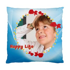 Happy Life By May   Standard Cushion Case (two Sides)   W6n9ri1s9gug   Www Artscow Com Front