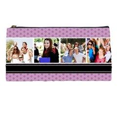 Purple Pencil Case By Lmrt   Pencil Case   Nhwh15ityqrz   Www Artscow Com Front