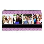 Purple Pencil Case