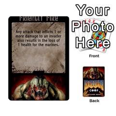 Doom Coop Invader By Ryszard Hermaszewski   Playing Cards 54 Designs   Lmps5pen5brq   Www Artscow Com Front - Heart8