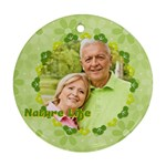 nature life - Ornament (Round)