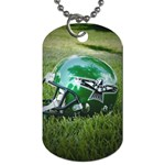 nc tag - Dog Tag (Two Sides)
