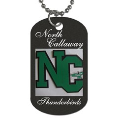 Nc Tag By Melanie Allen   Dog Tag (two Sides)   Xsfpts31yohq   Www Artscow Com Back