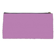 Purple Pencil Case by LilMissRedT Back