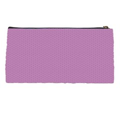 Purple Pencil Case By Lmrt Back