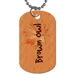 guiding dog tag - guides brownie - Dog Tag (Two Sides)