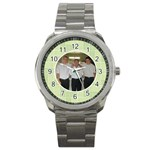 Grampy Watch - Sport Metal Watch