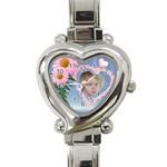 My Heart Italian Charm Watch