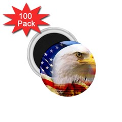 American Flag 1.75  Magnet (100 pack)  by IMNEETO