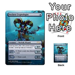 Dismember To Counterspell By Ben Hout   Multi Purpose Cards (rectangle)   U5o33adf70ab   Www Artscow Com Front 51