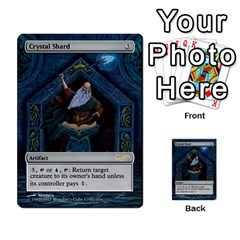 Dismember To Counterspell By Ben Hout   Multi Purpose Cards (rectangle)   U5o33adf70ab   Www Artscow Com Front 52