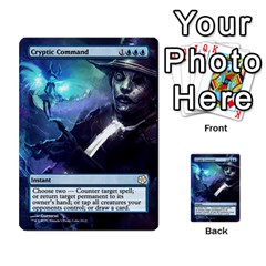 Dismember To Counterspell By Ben Hout   Multi Purpose Cards (rectangle)   U5o33adf70ab   Www Artscow Com Front 53