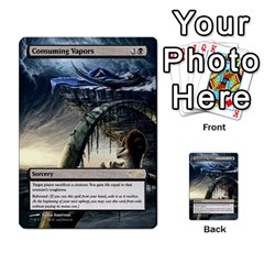 Dismember To Counterspell By Ben Hout   Multi Purpose Cards (rectangle)   U5o33adf70ab   Www Artscow Com Front 7