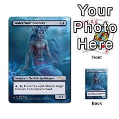 Dismember To Counterspell By Ben Hout   Multi Purpose Cards (rectangle)   U5o33adf70ab   Www Artscow Com Front 17