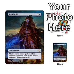 Dismember To Counterspell By Ben Hout   Multi Purpose Cards (rectangle)   U5o33adf70ab   Www Artscow Com Front 22