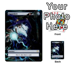 Dismember To Counterspell By Ben Hout   Multi Purpose Cards (rectangle)   U5o33adf70ab   Www Artscow Com Front 29