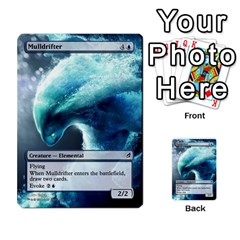 Dismember To Counterspell By Ben Hout   Multi Purpose Cards (rectangle)   U5o33adf70ab   Www Artscow Com Front 35