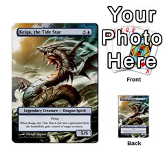 Dismember To Counterspell By Ben Hout   Multi Purpose Cards (rectangle)   U5o33adf70ab   Www Artscow Com Front 41