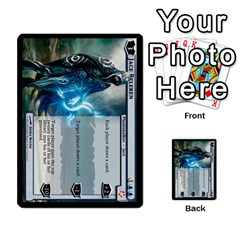 Dismember To Counterspell By Ben Hout   Multi Purpose Cards (rectangle)   U5o33adf70ab   Www Artscow Com Front 42