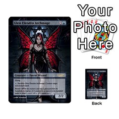 Dismember To Counterspell By Ben Hout   Multi Purpose Cards (rectangle)   U5o33adf70ab   Www Artscow Com Front 46