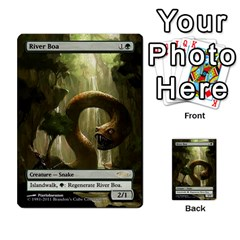 Coralhelm Commander To River Boa By Ben Hout   Multi Purpose Cards (rectangle)   8x5qgq682957   Www Artscow Com Front 54