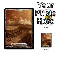 Coralhelm Commander To River Boa By Ben Hout   Multi Purpose Cards (rectangle)   8x5qgq682957   Www Artscow Com Front 10