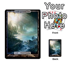Coralhelm Commander To River Boa By Ben Hout   Multi Purpose Cards (rectangle)   8x5qgq682957   Www Artscow Com Front 15