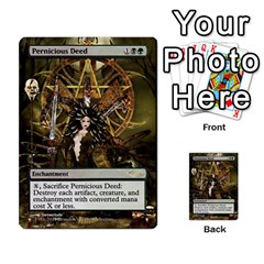 Coralhelm Commander To River Boa By Ben Hout   Multi Purpose Cards (rectangle)   8x5qgq682957   Www Artscow Com Front 25