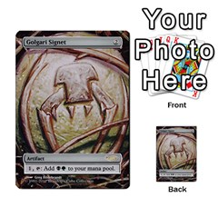 Coralhelm Commander To River Boa By Ben Hout   Multi Purpose Cards (rectangle)   8x5qgq682957   Www Artscow Com Front 28