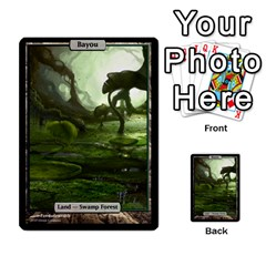 Coralhelm Commander To River Boa By Ben Hout   Multi Purpose Cards (rectangle)   8x5qgq682957   Www Artscow Com Front 30