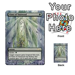 Coralhelm Commander To River Boa By Ben Hout   Multi Purpose Cards (rectangle)   8x5qgq682957   Www Artscow Com Front 38