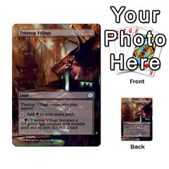 Coralhelm Commander To River Boa By Ben Hout   Multi Purpose Cards (rectangle)   8x5qgq682957   Www Artscow Com Front 42