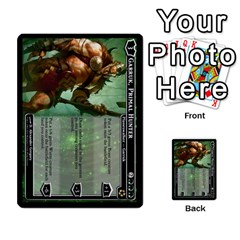 Regrowth To Blightning By Ben Hout   Multi Purpose Cards (rectangle)   B0jip24emsnd   Www Artscow Com Front 19