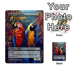 Regrowth To Blightning By Ben Hout   Multi Purpose Cards (rectangle)   B0jip24emsnd   Www Artscow Com Front 30