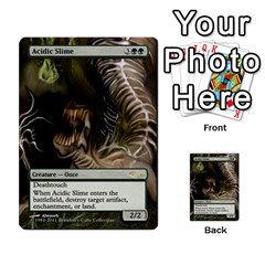 Regrowth To Blightning By Ben Hout   Multi Purpose Cards (rectangle)   B0jip24emsnd   Www Artscow Com Front 32