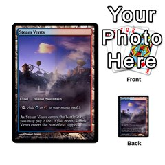 Regrowth To Blightning By Ben Hout   Multi Purpose Cards (rectangle)   B0jip24emsnd   Www Artscow Com Front 39