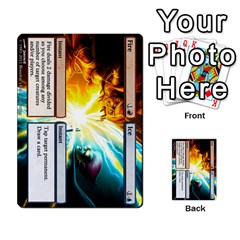 Regrowth To Blightning By Ben Hout   Multi Purpose Cards (rectangle)   B0jip24emsnd   Www Artscow Com Front 42