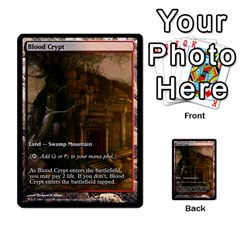 Torch Fiend To Savannah By Ben Hout   Multi Purpose Cards (rectangle)   6j1vq2pg8sd5   Www Artscow Com Front 1