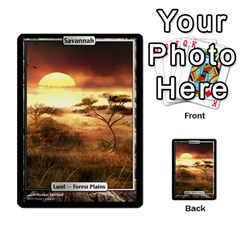 Torch Fiend To Savannah By Ben Hout   Multi Purpose Cards (rectangle)   6j1vq2pg8sd5   Www Artscow Com Front 54
