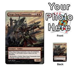 Torch Fiend To Savannah By Ben Hout   Multi Purpose Cards (rectangle)   6j1vq2pg8sd5   Www Artscow Com Front 10