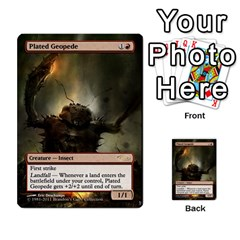 Torch Fiend To Savannah By Ben Hout   Multi Purpose Cards (rectangle)   6j1vq2pg8sd5   Www Artscow Com Front 13